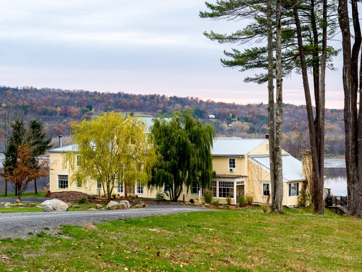 Shakespeare On The Hudson | Upstate NY Residential Home Exterior Photography | Exteriors | New York Architectural Photographer Dave Butterworth | Real Estate | Albany NY | Saratoga Springs | Hudson Valley | Catskills | EyeWasHere