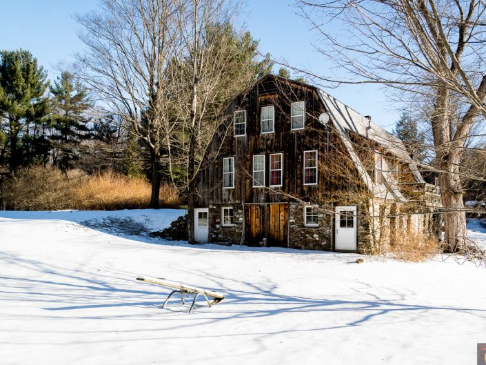 Austerlitz NY Home Exterior | Upstate NY Residential Home Exterior Photography | Exteriors | New York Architectural Photographer Dave Butterworth | Real Estate | Albany NY | Saratoga Springs | Hudson Valley | Catskills | EyeWasHere | Eye Was Here Photography