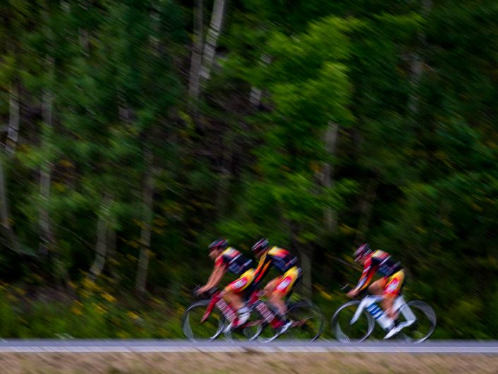 Bikers | Motion Blur Photography | Zoom Effect | Camera Movement | Albany NY Photographer Dave Butterworth | EyeWasHere Photography | Eye Was Here