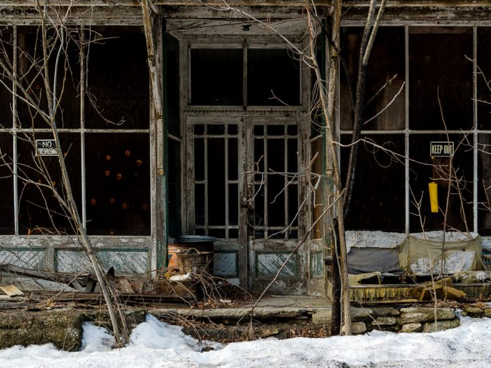 Broken Home | Upstate NY Photography | New York Landscapes and Scenes | Albany NY Photographer Dave Butterworth | EyeWasHere Photography | Eye Was Here