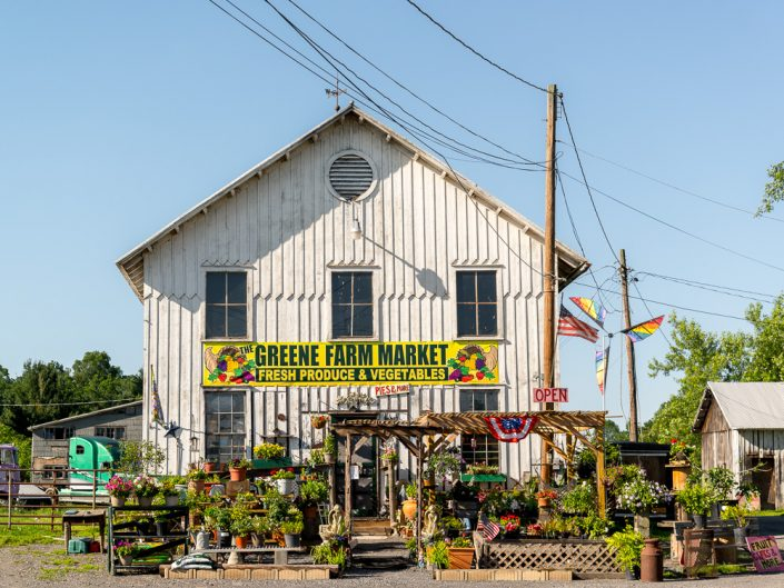 Farmers Market | Upstate NY Photography | New York Landscapes and Scenes | Albany NY Photographer Dave Butterworth | EyeWasHere Photography | Eye Was Here