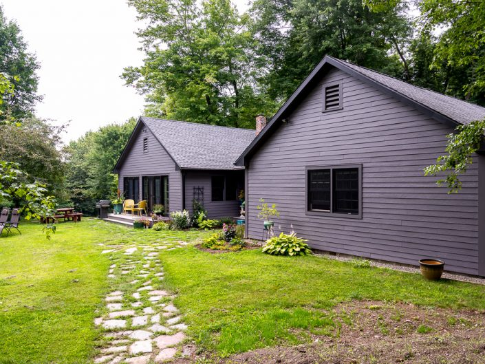 Ghent NY Farmhouse | Upstate NY Residential Home Exterior Photography | Exteriors | New York Architectural Photographer Dave Butterworth | Real Estate | Albany NY | Saratoga Springs | Hudson Valley | Catskills | EyeWasHere | Eye Was Here Photography