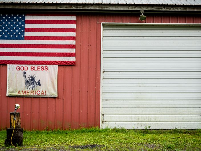God Bless America | Upstate NY Photography | New York Landscapes and Scenes | Albany NY Photographer Dave Butterworth | EyeWasHere Photography | Eye Was Here