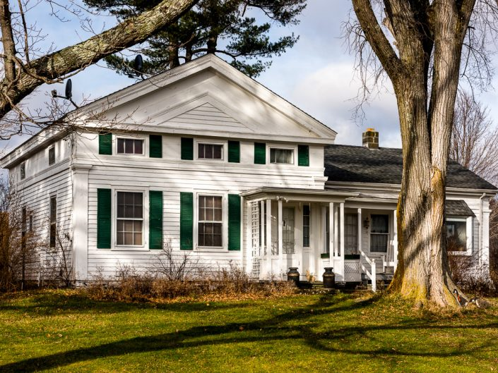 Jewett NY Country Home | Upstate NY Residential Home Exterior Photography | Exteriors | New York Architectural Photographer Dave Butterworth | Real Estate | Albany NY | Saratoga Springs | Hudson Valley | Catskills | EyeWasHere | Eye Was Here Photography