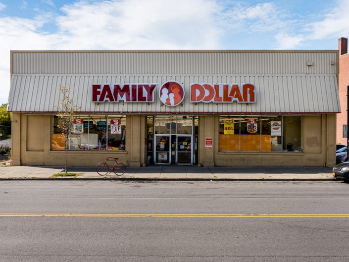 Upstate NY Architectural Photography   Albany NY Commercial Real Estate Photographer Dave Butterworth   Family Dollar   EyeWasHere