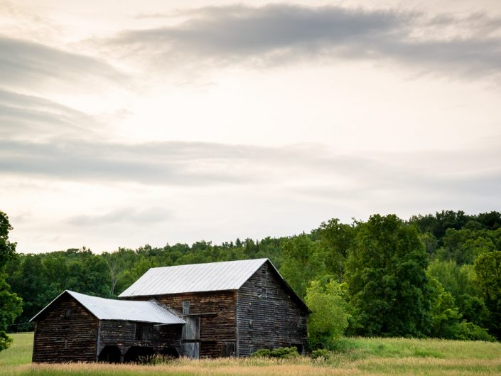 Old Barn | Upstate NY Farm Landscape Photograph by Dave Butterworth | EyeWasHere Playing With A Camera, Upstate NY Landscape Photography