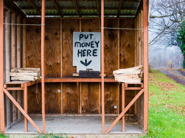 Put Money Here | Upstate NY Photography | New York Landscapes and Scenes | Albany NY Photographer Dave Butterworth | EyeWasHere Photography | Eye Was Here