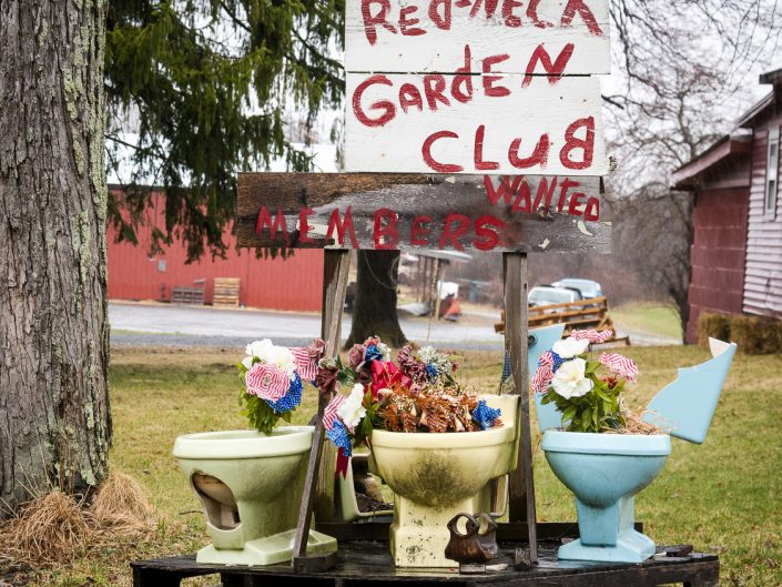 Red Neck Garden Club | Upstate NY Photography | New York Landscapes and Scenes | Albany NY Photographer Dave Butterworth | EyeWasHere Photography | Eye Was Here