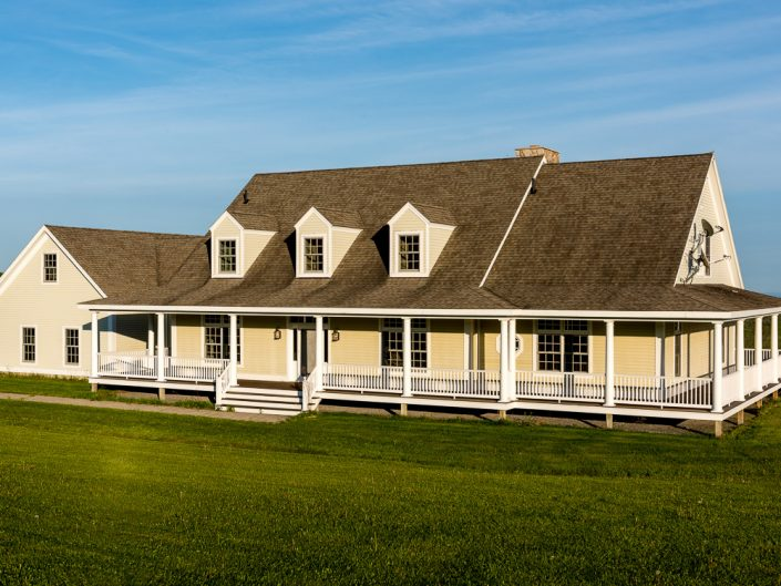 Rensselaerville NY Country Home | Upstate NY Residential Home Exterior Photography | Exteriors | New York Architectural Photographer Dave Butterworth | Real Estate | Albany NY | Saratoga Springs | Hudson Valley | Catskills | EyeWasHere
