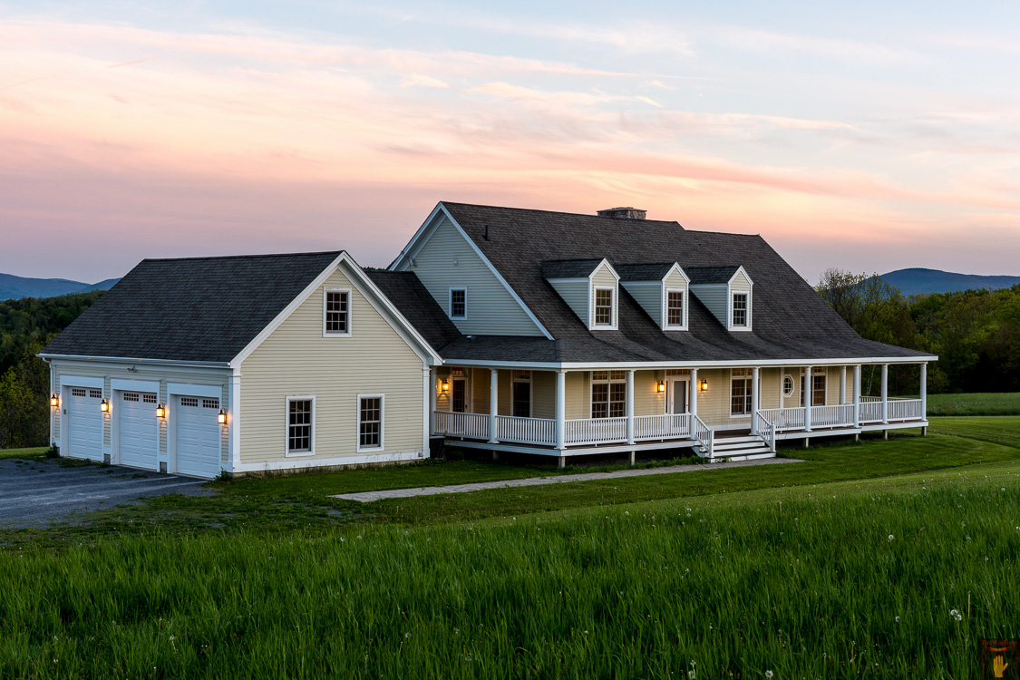Exteriors albany ny residential exterior photography for Country home exteriors