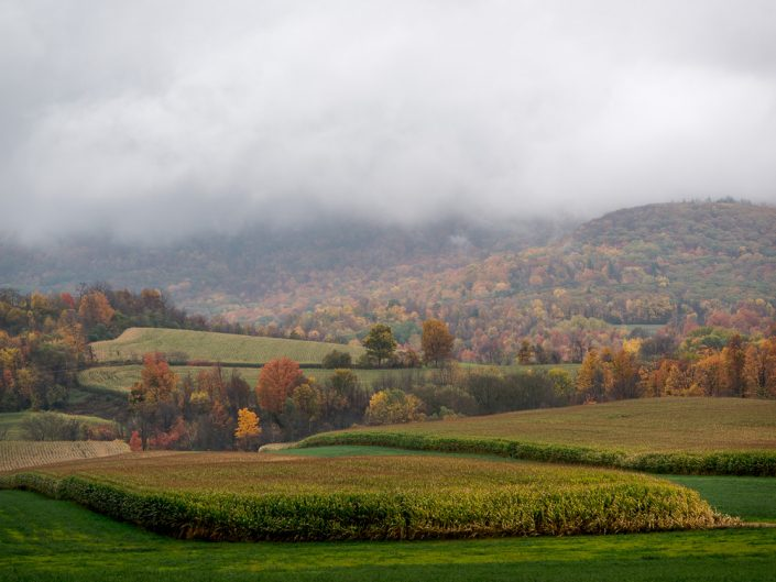 Storm | Hoosick Falls Farm Landscape Photo by Dave Butterworth | EyeWasHere Playing With A Camera, Upstate NY Landscape Photography