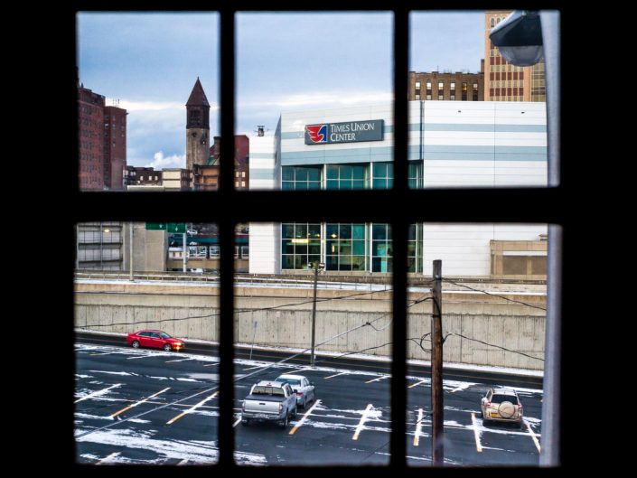 Window View | Albany NY Architectural Photography | Upstate NY Skylines & Cityscapes | Architecture | State Plaza | Capital Region | Photographer Dave Butterworth | EyeWasHere Photography | Eye Was Here