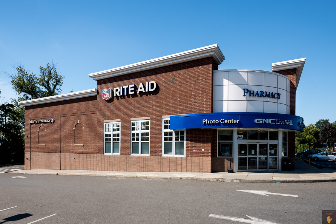 Troy NY Rite Aid | Troy NY Architectural Photography | Capital Region Commercial Real Estate Photographer Dave Butterworth | EyeWasHere