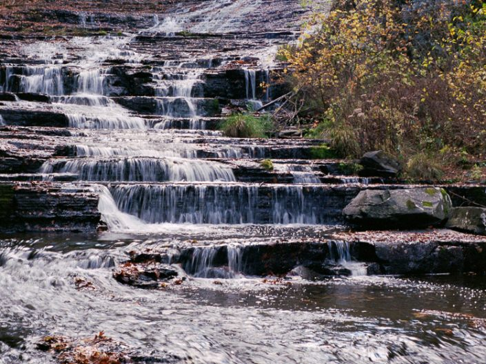 Rensselaerville Waterfall | Landscape Photography | Nature | NY Film Photography | 35mm Film Photography | Kodak | Fuji | Albany NY Photographer Dave Butterworth | EyeWasHere Photography | Eye Was Here