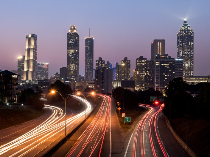 Atlanta Cityscapes & Skylines