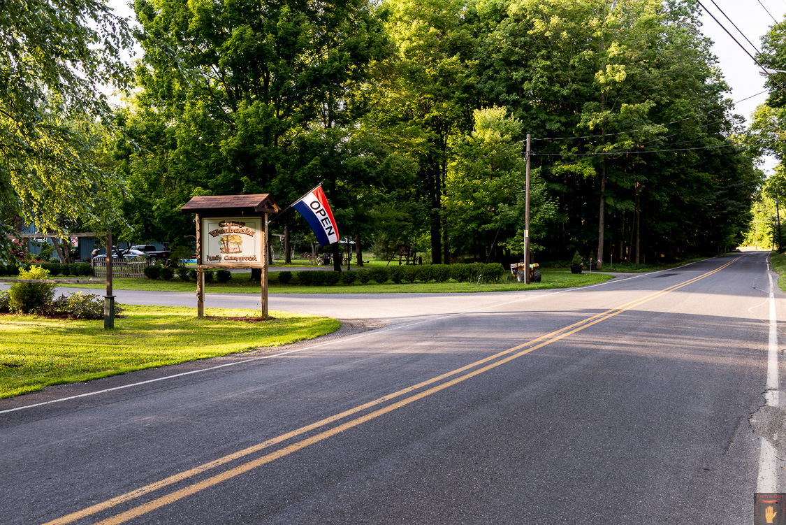 Copake NY Campground | Camp Waubeeka | Columbia County Real Estate Photography | Hudson Valley Architectural Photographer Dave Butterworth | EyeWasHere