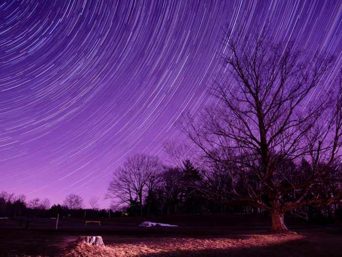 Envy | Upstate New York Star Trails Photography | Night Photography | Albany NY | Hudson Valley | Thacher Park | Landscape | New York Photographer Dave Butterworth | EyeWasHere | Eye Was Here Photography