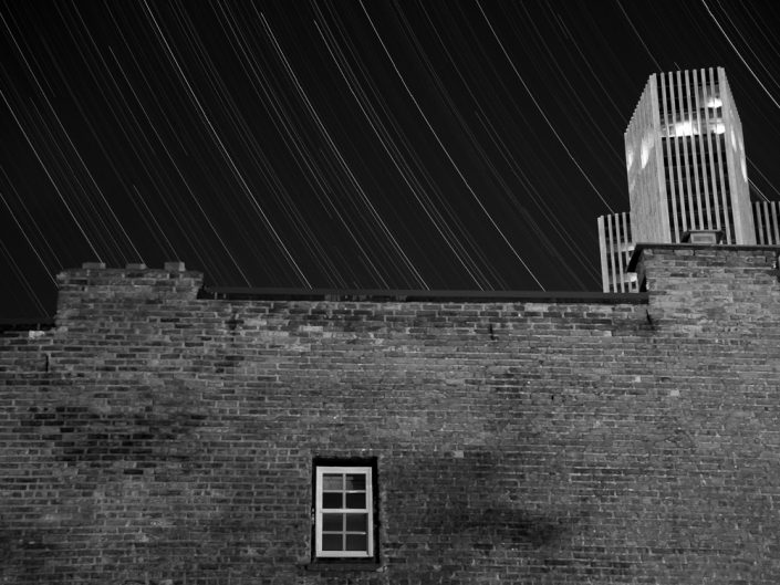 Window | Upstate New York Star Trails Photography | Night Photography | Albany NY | State Plaza | Corning Tower | Architectural Photography | New York Photographer Dave Butterworth | EyeWasHere