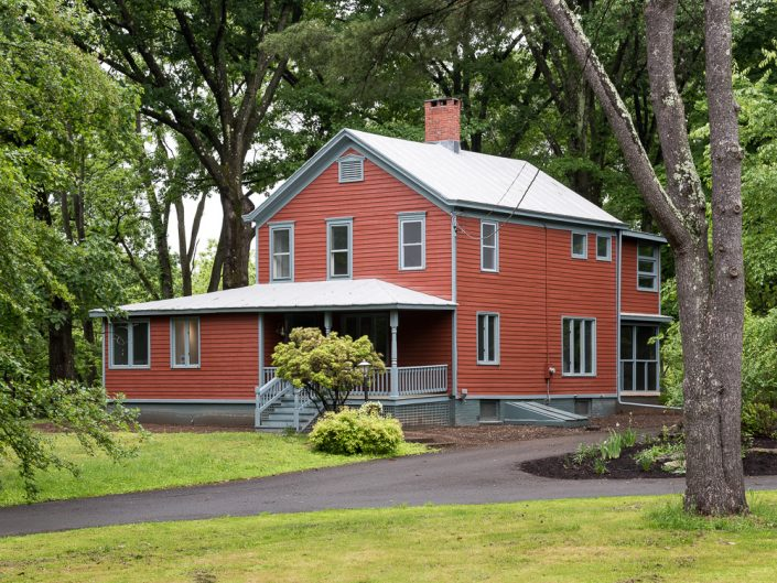Catskill NY Vacation Rental Home | Upstate NY Residential Home Exterior Photography | Exteriors | New York Architectural Photographer Dave Butterworth | EyeWasHere | Eye Was Here Photography