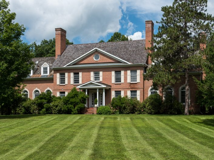 Chatham NY Event Venue 2 | Upstate NY Residential Home Exterior Photography | Exteriors | New York Architectural Photographer Dave Butterworth | EyeWasHere