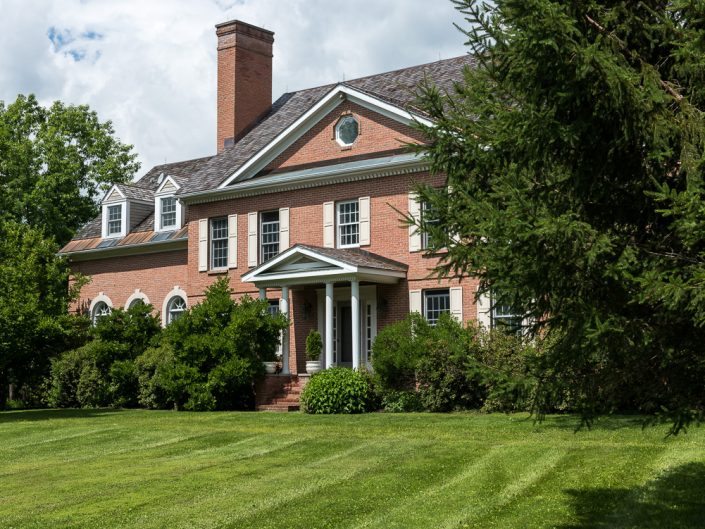 Chatham NY Event Venue | Upstate NY Residential Home Exterior Photography | Exteriors | New York Architectural Photographer Dave Butterworth | EyeWasHere | Eye Was Here Photography