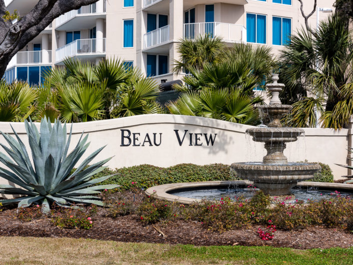 Gulfport MS Beau View Exterior | Hotel Exterior Photography | Bed & Breakfast | BNB | Real Estate | Architecture | Interior Design | Albany NY Photographer Dave Butterworth | EyeWasHere | Eye Was Here Photography