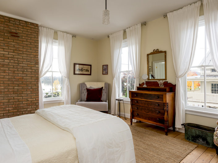 The Stewart House Guest Room   Athens NY   Catskills   Hotel Interior Photography   Bed & Breakfast   BNB   Real Estate   Architecture   Interior Design   Albany NY Photographer Dave Butterworth   EyeWasHere   Eye Was Here Photography