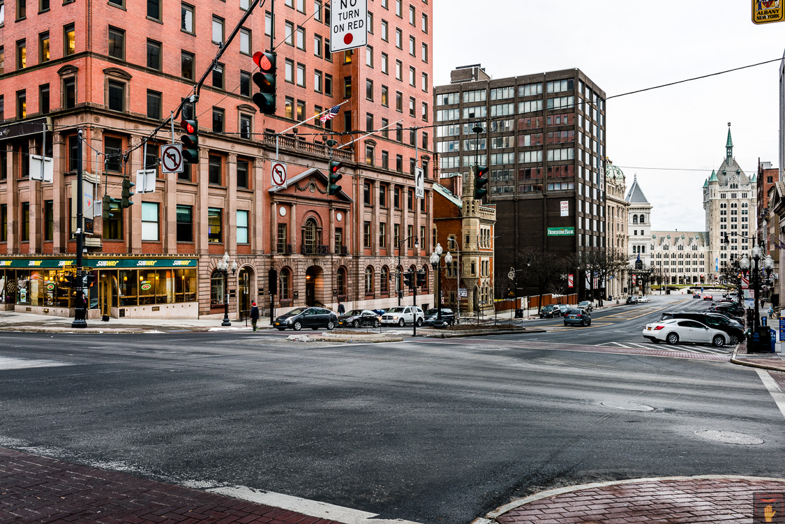 The story of that beautiful, odd, skinny building on State ...  State Street Albany Interior